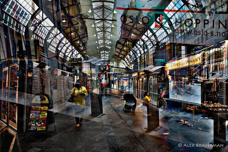 Oslo Shoppin