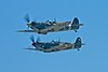 Seeing double: Supermarine Spitfire Mk.Vc.