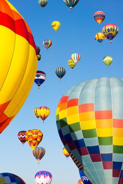 The Great Reno Balloon Races 2013