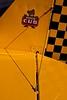 The famous Piper Cub insignia.<br /> Photo © Carl Clark