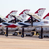 Eglin Air Force Base Air Show and Thunderbirds demonstration April, 2010