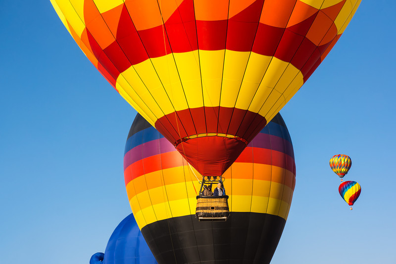 The Great Reno Balloon Races 2013