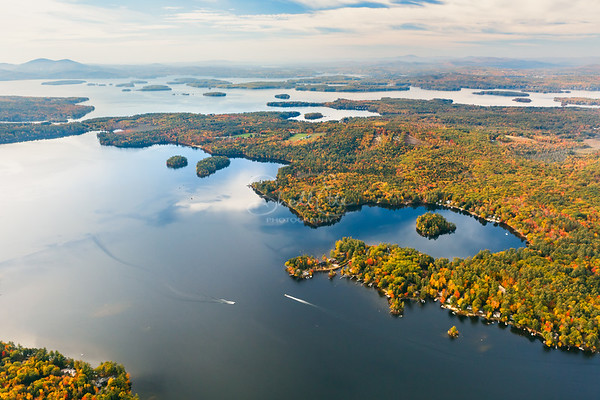 Lake Winnipesaukee Moultonborough Bay