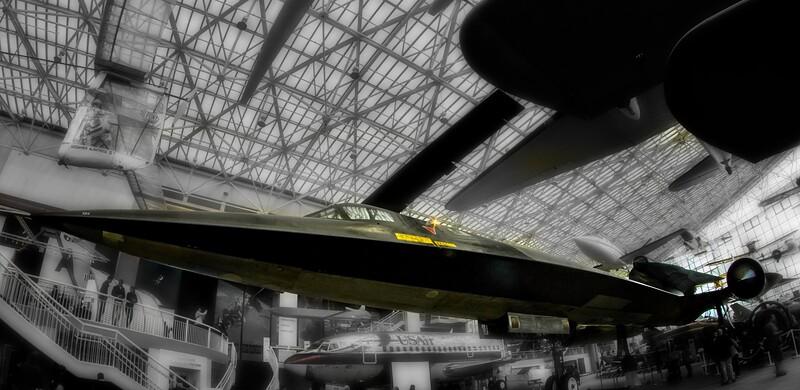 One more blackbird shot.<br /> Boeing Museum of Flight, Seattle.<br /> © Cindy Clark