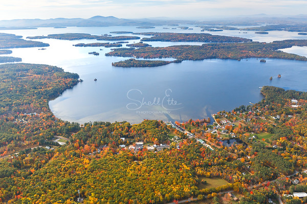 Melvin Bay, Lake Winnipesaukee