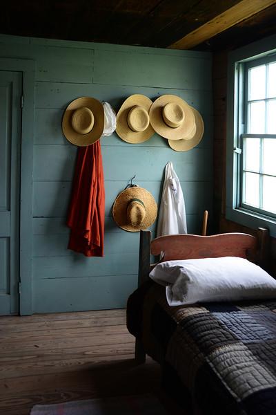 Five Hats