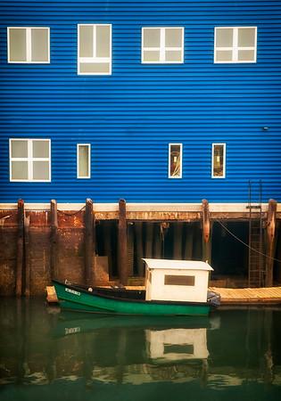 Little Green Boat