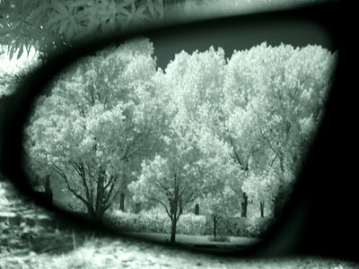 B&W, Infrared and Sepia of Yosemite