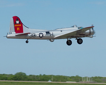 B-17  'AO' Arlington 2014