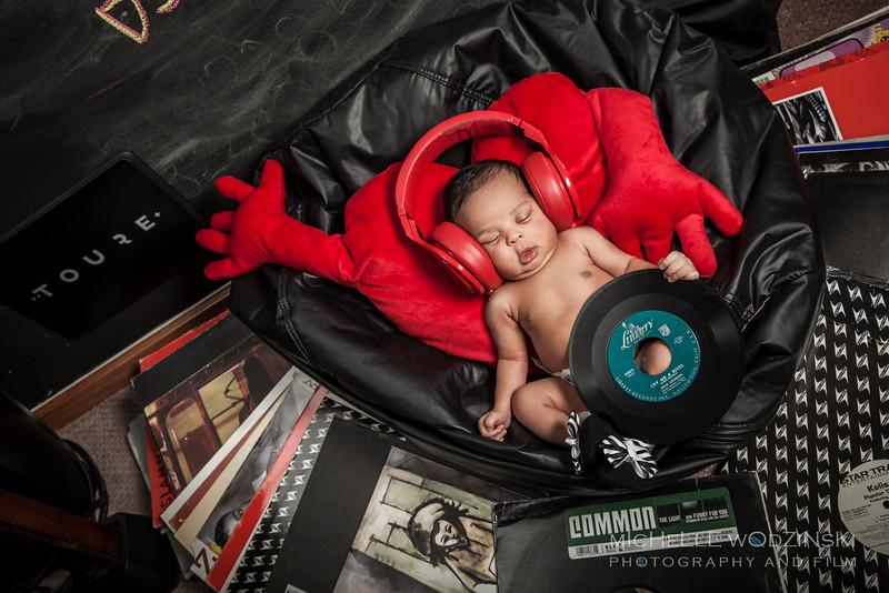 BABY AVA<br /> Newborn Portraits