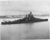 USS Nevada (BB-36)<br /> <br /> Date: July 1 1943<br /> Location: Unknown<br /> Source: William Clarke - National Archives
