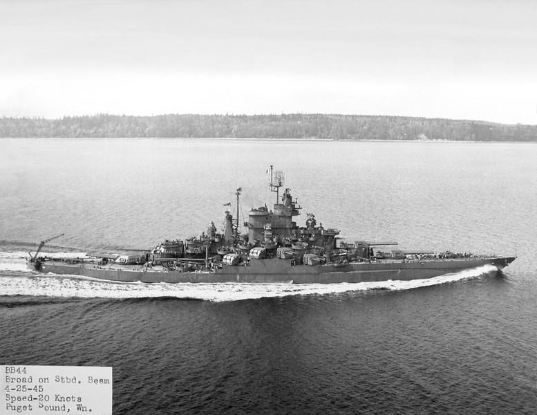 USS California (BB-44)