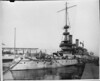 USS Indiana (BB-1)<br /> <br /> Date: February 2 1906<br /> Location: Navy Yard NY<br /> Source: William Clarke - National Archives