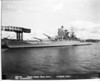 USS Mississippi (BB-41)<br /> <br /> Date: March 8 1940<br /> Location: Puget Sound Navy Yard<br /> Source: William Clarke - National Archives