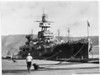 USS Arkansas (BB-33)<br /> <br /> Date: Unknown<br /> Location: Unknown<br /> Source: William Clarke - National Archives