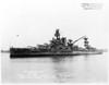 USS Arkansas (BB-33)<br /> <br /> Date: June 27 1942<br /> Location: Norfolk Navy Yard<br /> Source: William Clarke - National Archives