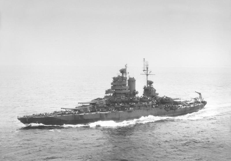 USS Mississippi (BB-41)