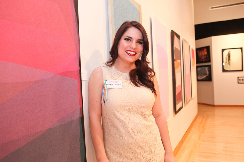 Brittany Cherkes, James W. Strong Studio Achievement 2D Award