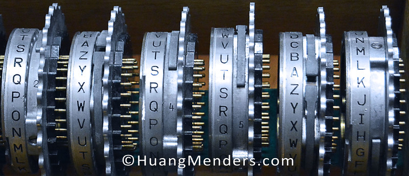 The Enigma Code