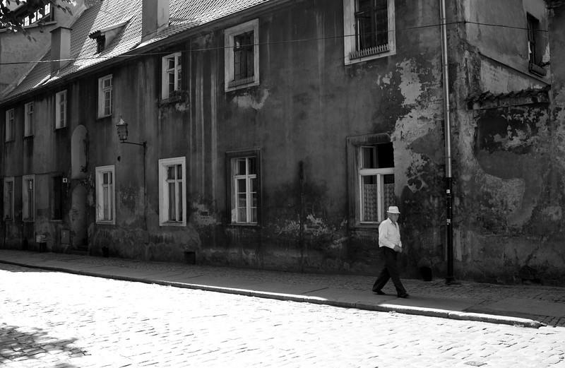 <h4>In The Shade</h4>Torun, Poland