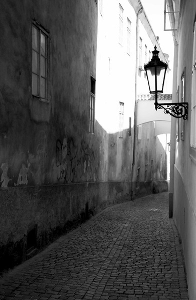 <h4>Vintage Passage</h4>Prague, Czech Republic