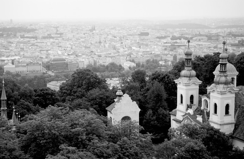 <h4>City Scape</h4>Prague, Czech Republic