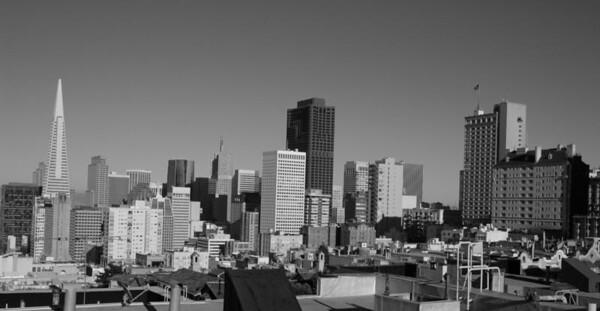 Roof-top shot