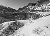 Notch Trail in the South Dakota Badlands