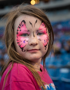 Beautiful Face paint