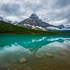 Mt Chephren | Waterfowl Lakes