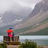 Chinese Travelers | Bow Lake