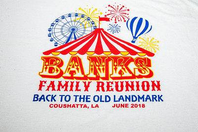 Banks Family Reunion 2018