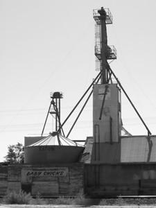Firth Mill & Elevator. Firth, Idaho. 9.08