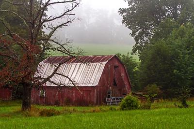 Twin Falls Barn