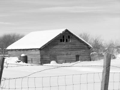 Barn near Ririe, Idaho