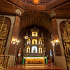 Paete main altar