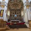 Pakil main altar
