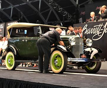 Barrett Jackson Auto Auction in Costa Mesa 2011