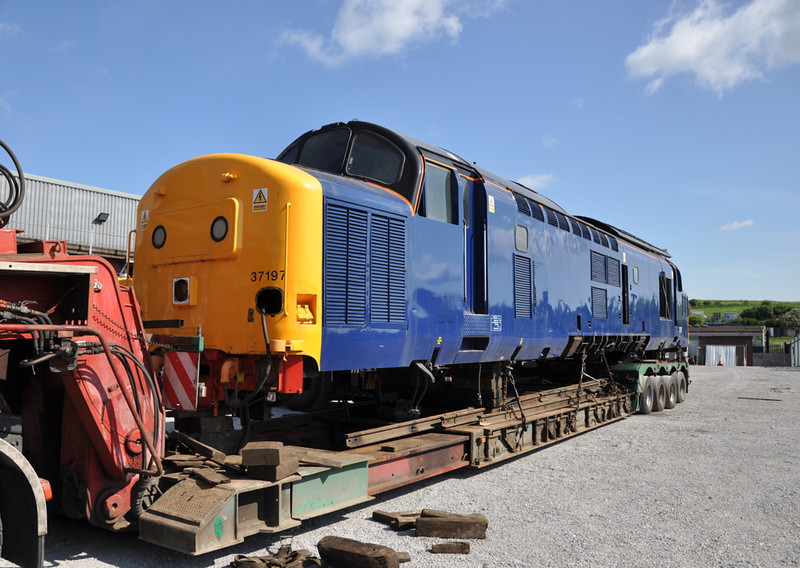 37197 ready to go to Kingsbury.