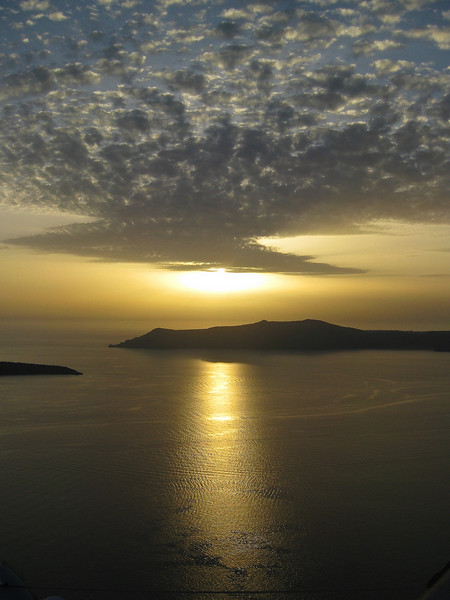 Santorini, Greece, 2010