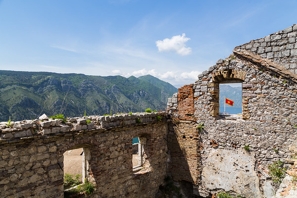 Ruins of St John's fortress