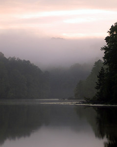Bays Mountain Park in NE Tennessee