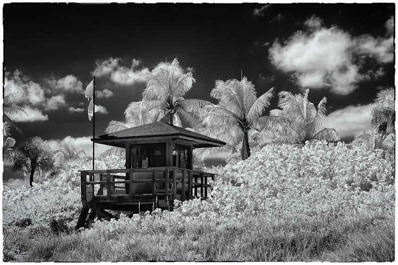 Lifeguard Station at Lake Worth Beach