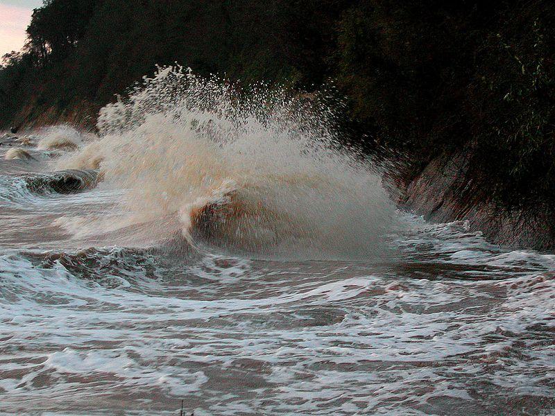 Friday morning waves