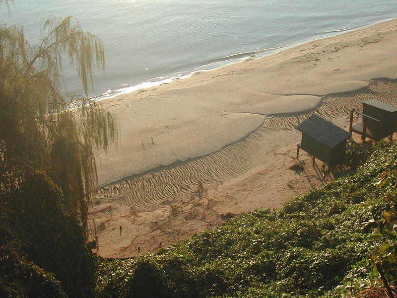 Saturday... return of the beach