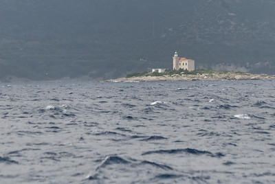 The Peljesac peninsula.