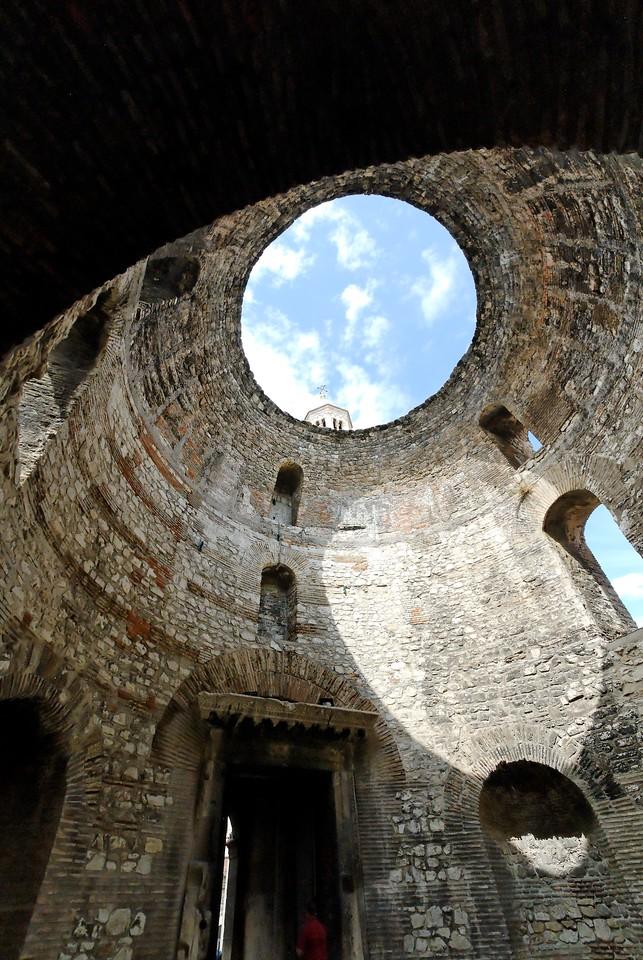 Diocletian's Palace. Split.