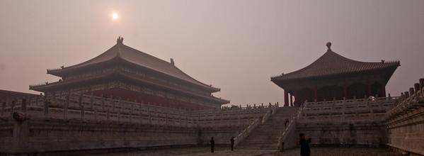 Temple of Eternal Peace, Forbidden City
