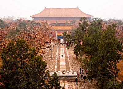 Tomb of Yong Bao, Ming Tombs