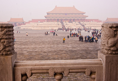 Temple of Eternal Peace, Forbidden City